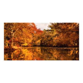 Autumn - In a dream I had Picture Card