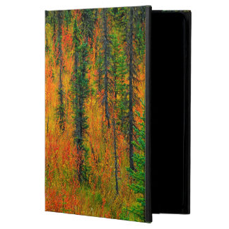 Autumn in a meadow iPad air covers