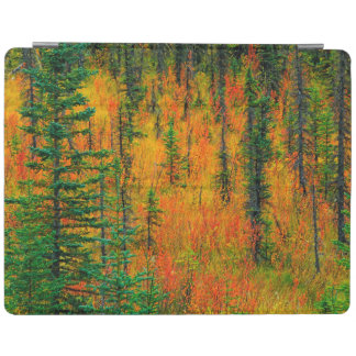 Autumn in a meadow iPad cover