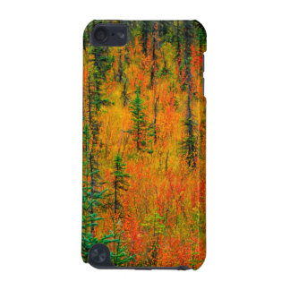 Autumn in a meadow iPod touch 5G case