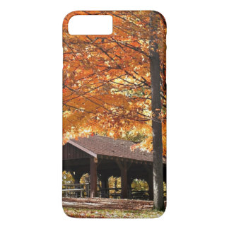 Autumn In A Park iPhone 8 Plus/7 Plus Case