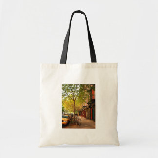 Autumn in Alphabet City, East Village, NYC Tote Bag