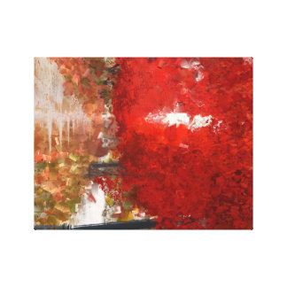 Autumn in Boise Canvas Gallery Wrap Canvas
