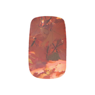 Autumn in Canberra Nail Wraps