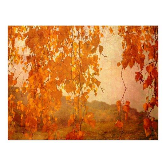 Autumn in Fairy Land (2) Postcard