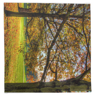 Autumn in London Napkin
