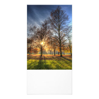 Autumn in London Photo Cards