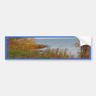 Autumn in Minnesota Bumper Sticker