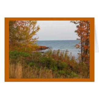 Autumn in Minnesota Card