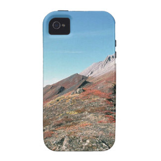 AUTUMN IN MOUNTAINS SCENIC iPhone 4/4S CASES