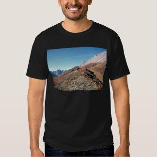 AUTUMN IN MOUNTAINS SCENIC TEE SHIRT