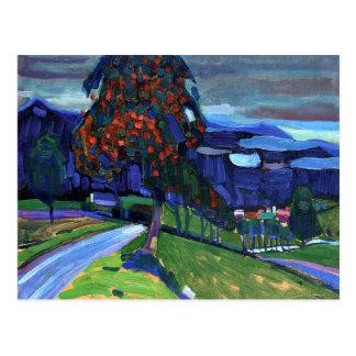 Autumn in Murnau Postcard