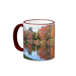 Autumn in New England 54 ~ mug