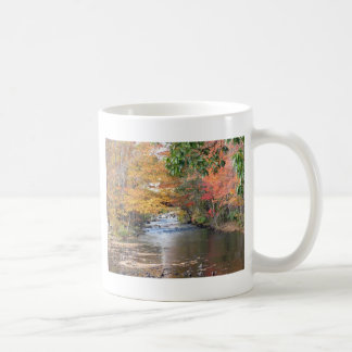 Autumn in New England Basic White Mug