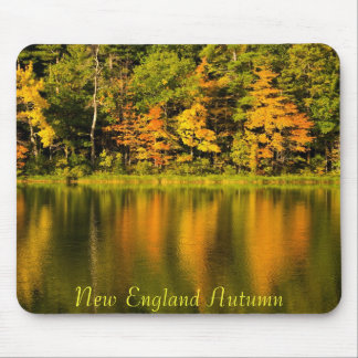 Autumn in New England Mousepad