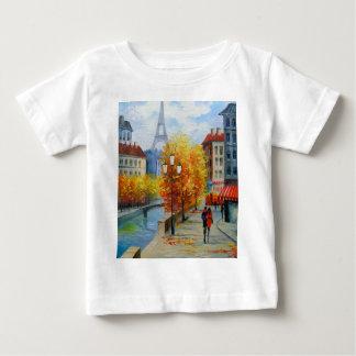 Autumn in Paris Baby T-Shirt