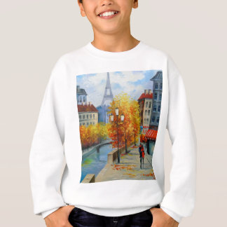 Autumn in Paris Sweatshirt