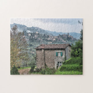 Autumn in Sorana Jigsaw Puzzle