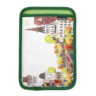 Autumn In The City iPad Mini Sleeve