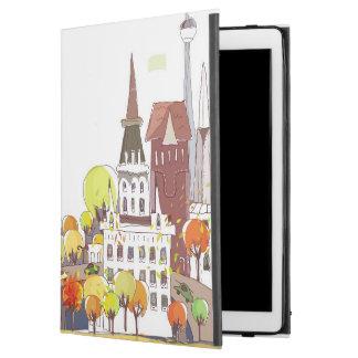 "Autumn In The City iPad Pro 12.9"" Case"