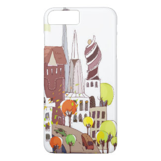 Autumn In The City iPhone 8 Plus/7 Plus Case