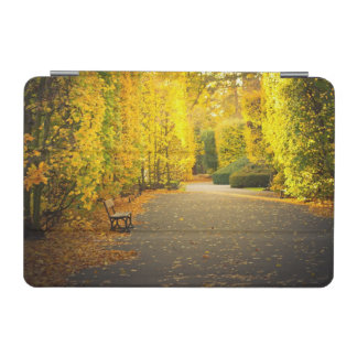 Autumn in the park in Gdansk, Poland iPad Mini Cover
