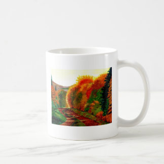 Autumn in the Park Mugs