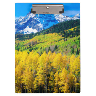 Autumn in the Rockies Clipboard