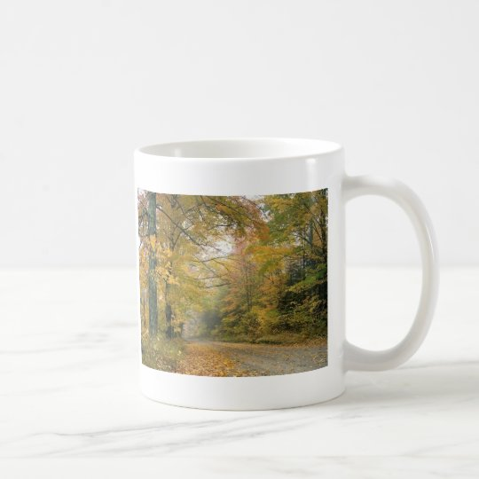 Autumn in Vermont Coffee Mug