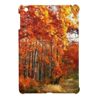 autumn iPad mini case