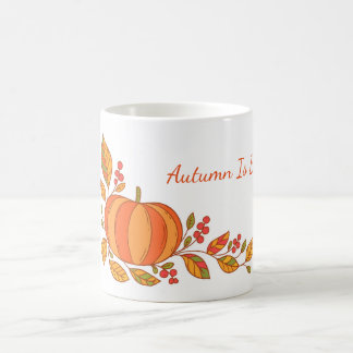 Autumn Is Beautiful Mug