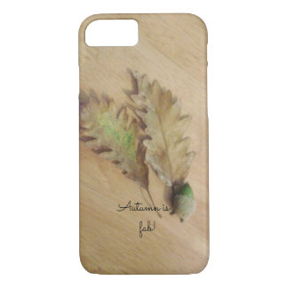 Autumn is fab iPhone 8/7 case