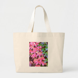 Autumn Ivy Large Tote Bag