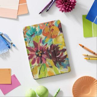 Autumn Joy Flowers iPad Air Cover