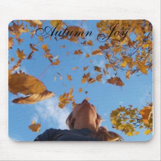 Autumn Joy Mouse Pad