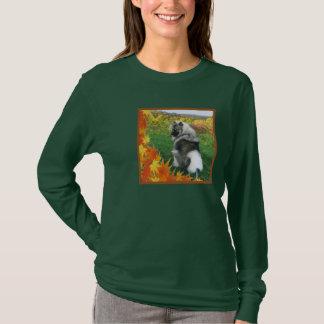 Autumn Keeshond 5 T-Shirt