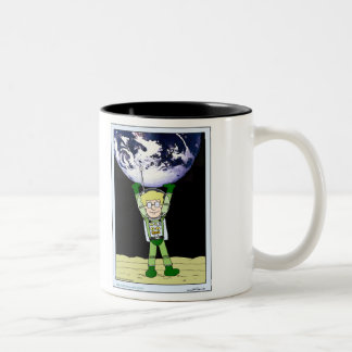 "Autumn Lake ""Lunar Atlas"" Coffee Mug"