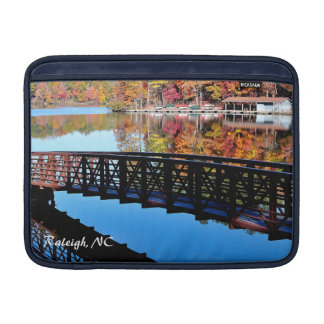 Autumn Lake MacBook Air Sleeve