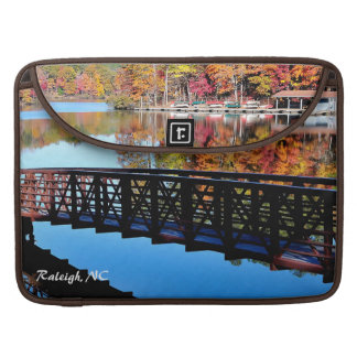 Autumn Lake MacBook Pro Sleeve