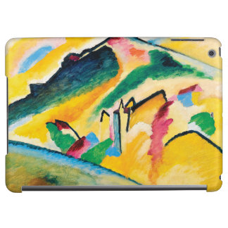 Autumn Landscape by Wassily Kandinsky iPad Air Cover