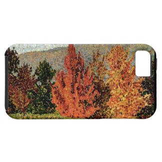 Autumn Landscape, c.1903 (oil on canvas) iPhone 5 Cases