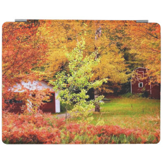 Autumn Landscape iPad Cover