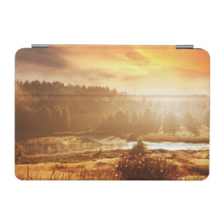 Autumn landscape iPad mini cover