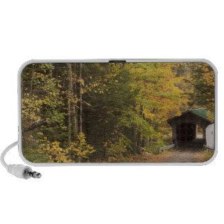 Autumn landscape, Vermont, USA 4 iPhone Speakers