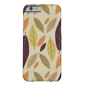 Autumn Leaf Assortment iPhone 6 case Barely There iPhone 6 Case