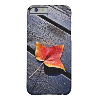 Autumn Leaf Barely There iPhone 6 Case