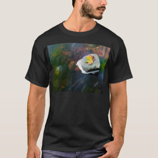 Autumn_Leaf_in_Stream T-Shirt