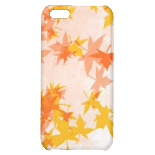 Autumn leaf  iPhone 5C cover