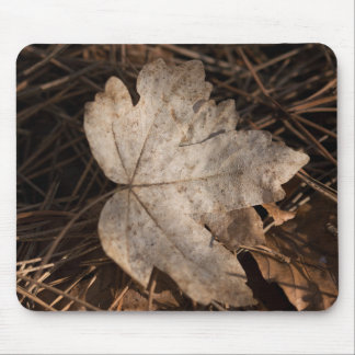 Autumn Leaf Mouse Mat