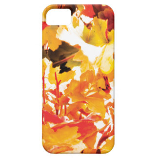 Autumn Leaf Phone Case Barely There iPhone 5 Case
